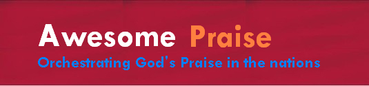 Awesome Praise Banner